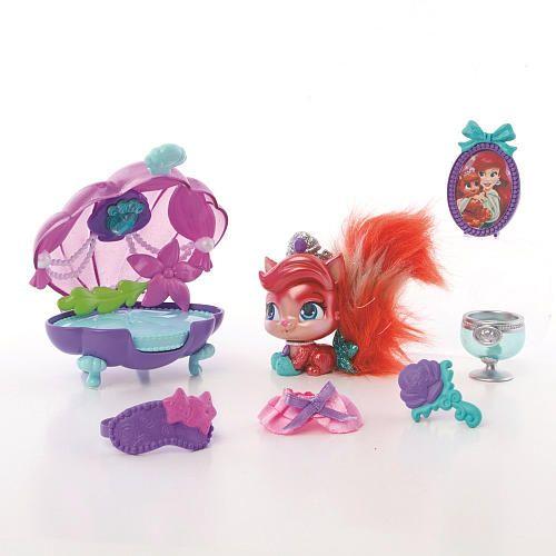 Disney Princess Palace Pets Beauty Bliss Ariel Kitty