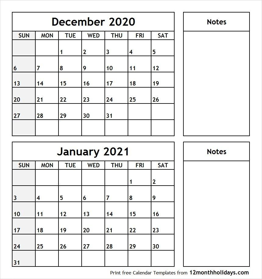 December 2021 Printable Calendar Pinterest In 2020 Calendar Printables Printable Calendar December Calendar