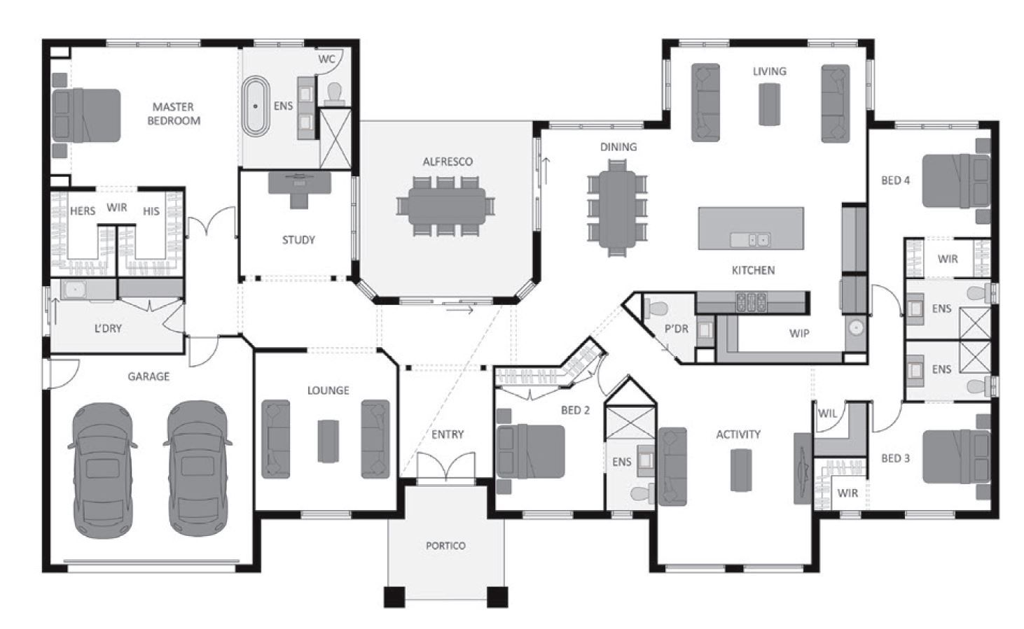Acreage Home Plans Google Search House Plans Australia Ranch Style Floor Plans Luxury Floor Plans