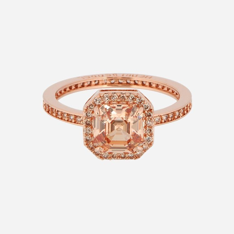 Henri Bendel Luxe Pave Bold Ring dFwZR