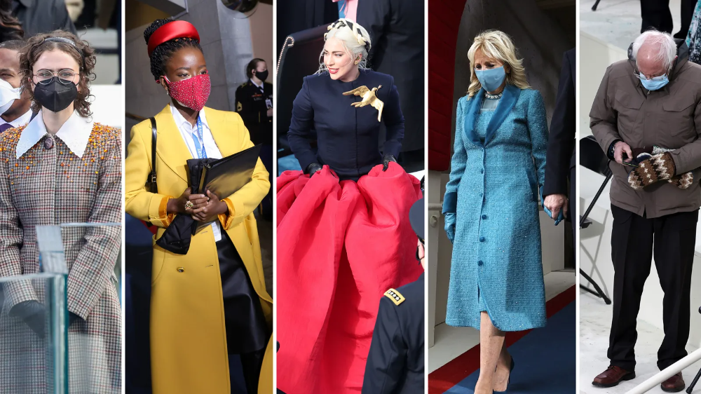 All The Best Fashion Moments From The Inauguration In 2021 Fashion Cool Style Cool Outfits