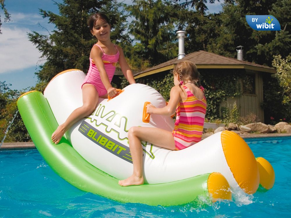 Pool toy seesaw want it now you don 39 t have to feel bad for Swimming pool poker