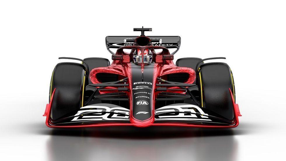 Here S The 2021 Formula 1 Car Redesign Formula 1 Car Racing New Cars