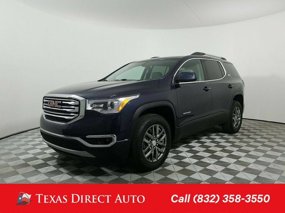 For Sale 2017 GMC Acadia SLT Texas Direct Auto 2017 SLT