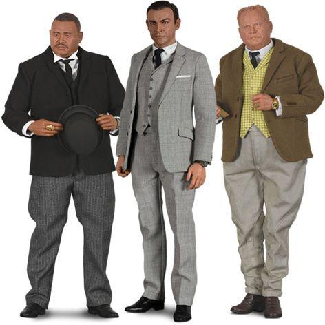 BIG Chief Studios James Bond Oddjob 1:6 Scale Figure