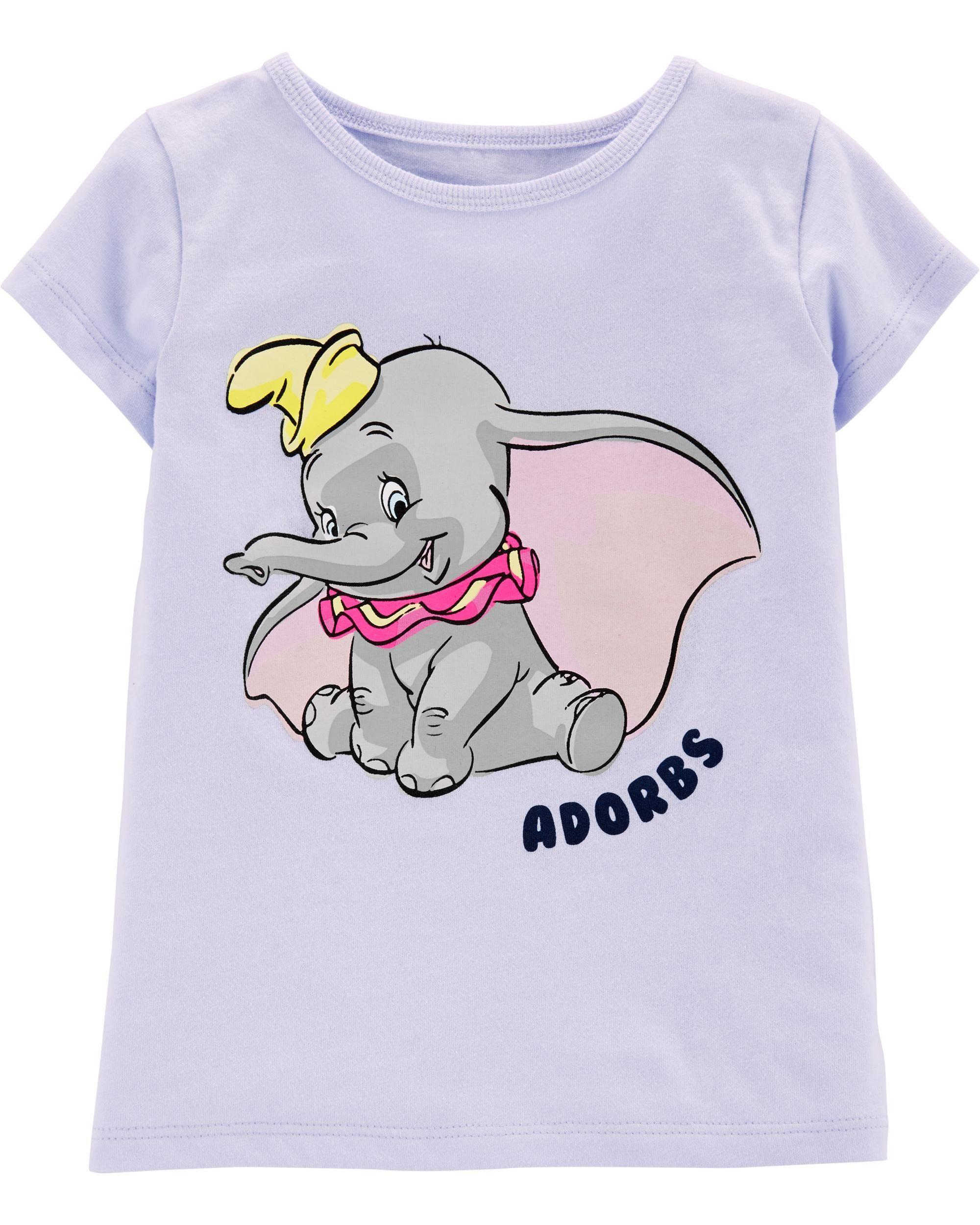 0c48639aad53 Dumbo Tee | For Julia's closet | Kids shirts, Toddler girl, Tees
