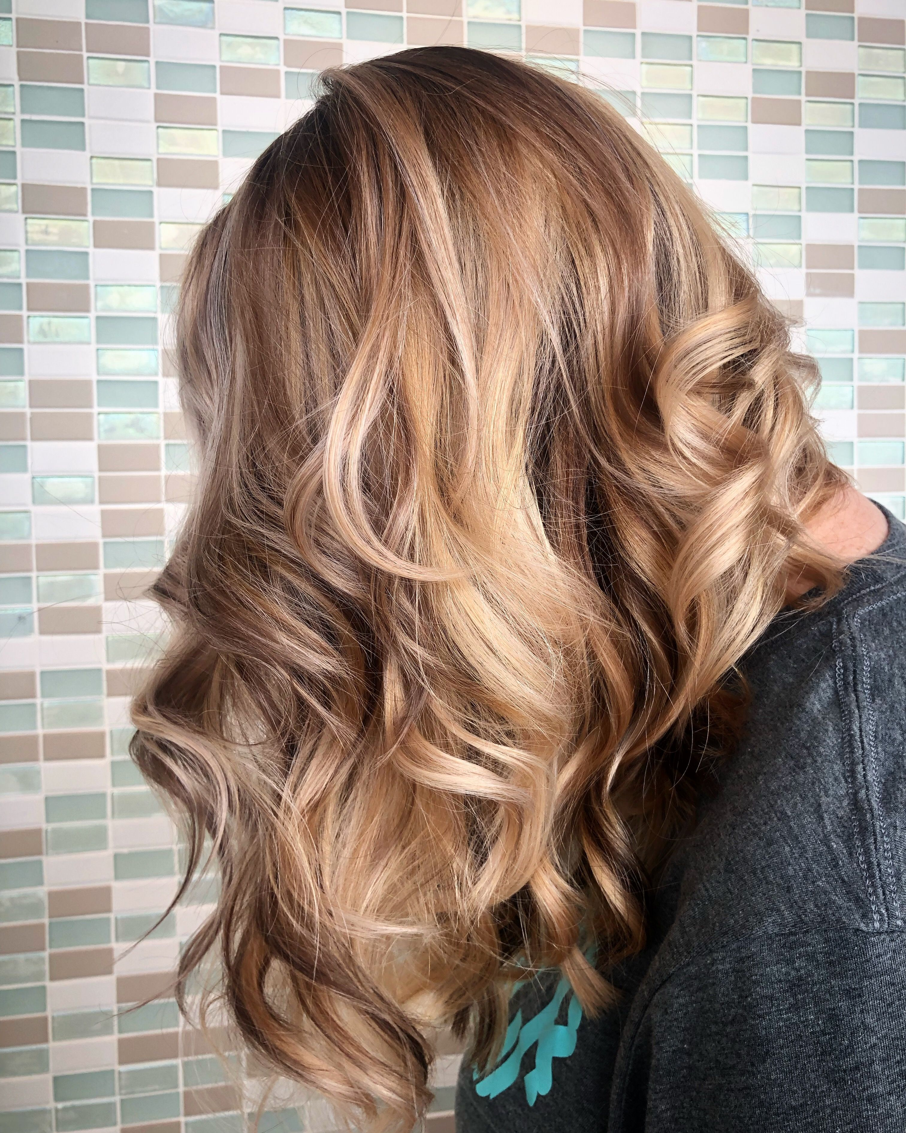 Neutral Ombre Long Hair Styles Cosmetologist Hair