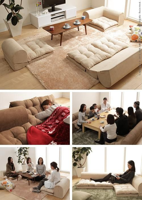 Rakuten Global Market: Free-style Low Sofa