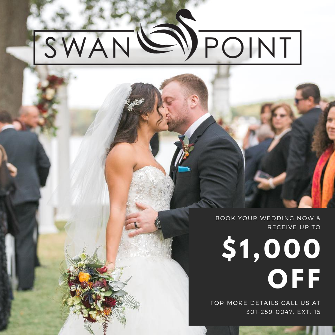 Save up to 1,000 off your Spring 2020 Wedding if you book