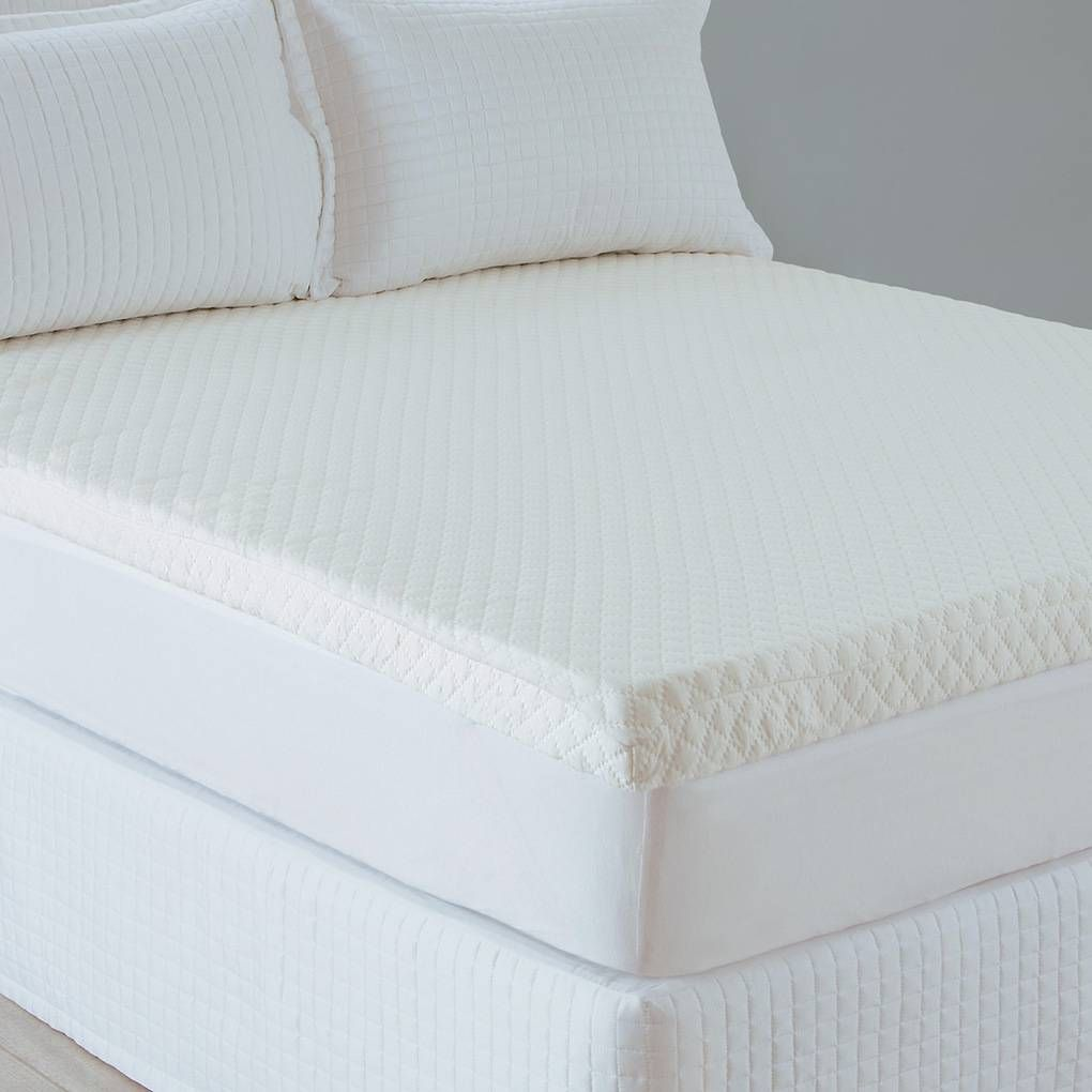 Relax Therapy Memory Foam Mattress Topper Pillow Talk