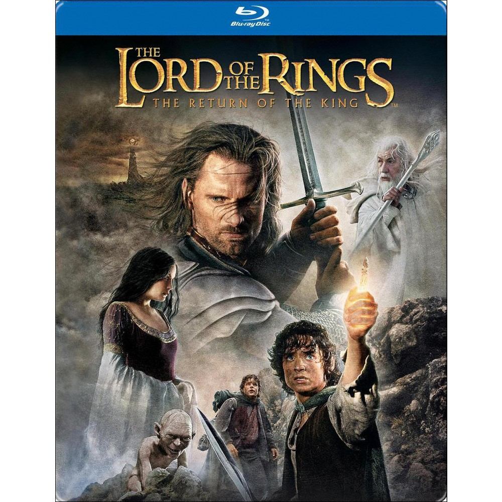The Lord Of The Rings The Return Of The King Ws 2 Discs Dvd Video Kings Movie Lord Of The Rings Full Movies Online Free