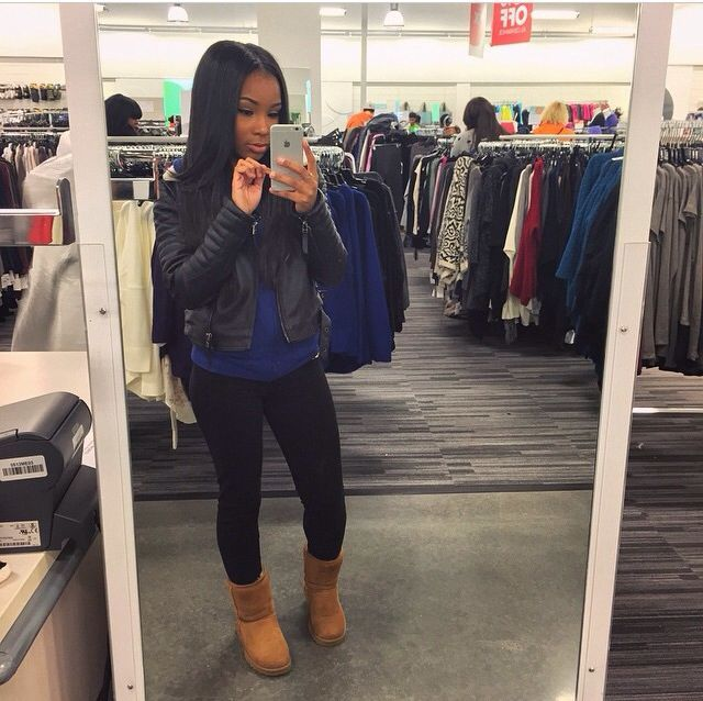 Ugg boots outfit #uggbootsoutfitblackgirl Ugg boots outfit #uggbootsoutfitblackgirl