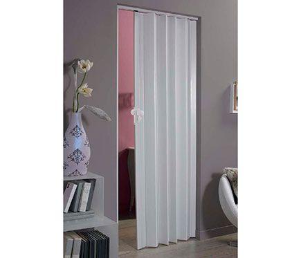 Puerta plegable artens ibiza blanca leroy merlin - Puertas de aluminio leroy merlin ...