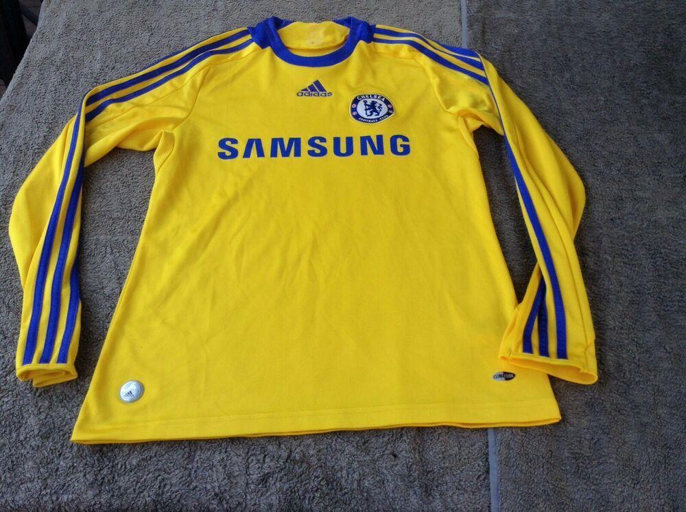 best website 6cab6 aa7c7 Advertisement(eBay) CHELSEA Boys L 13-14 Years soccer ...