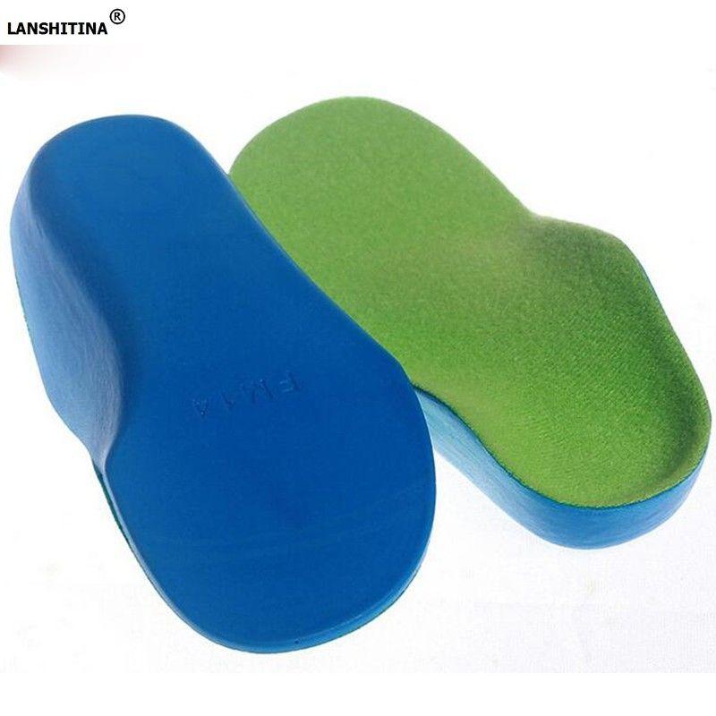 Kids Orthotics Arch Support Orthopedic Shoe Insoles Inserts Children Pad RF