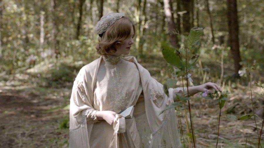 Lady Chatterley S Wardrobe Frock Flicks Lady Holliday Grainger Holliday