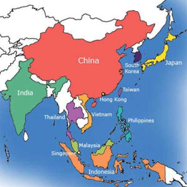 Map Of Asia Latitude And Longitude.Asia Cities Database With Latitude And Longitude Ebusinessgems