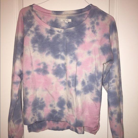Used cute delia's sweatshirt! This sweat shirt is used! Just a slight wear. delia's Tops Sweatshirts & Hoodies