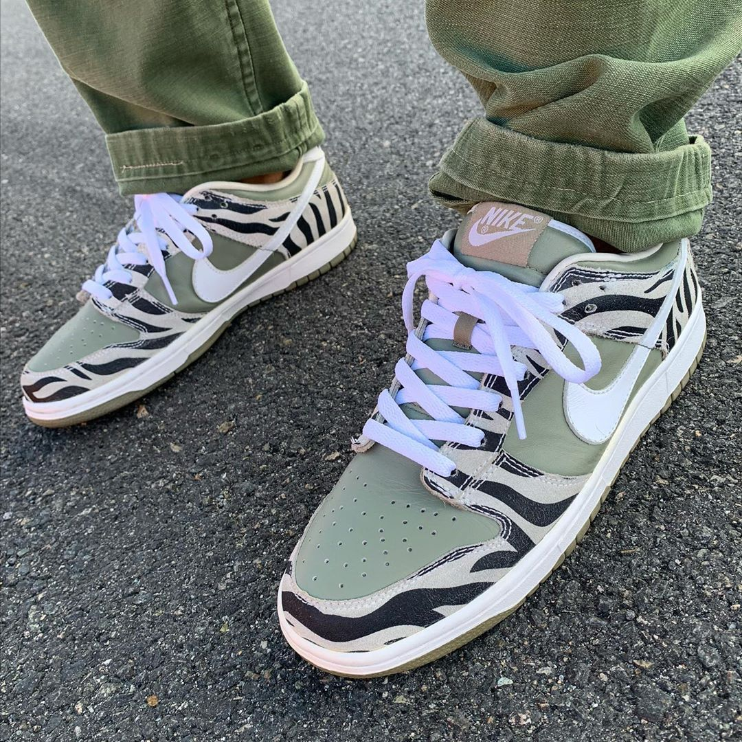 """Daktari"""". . 2003 Nike Dunk Low"""