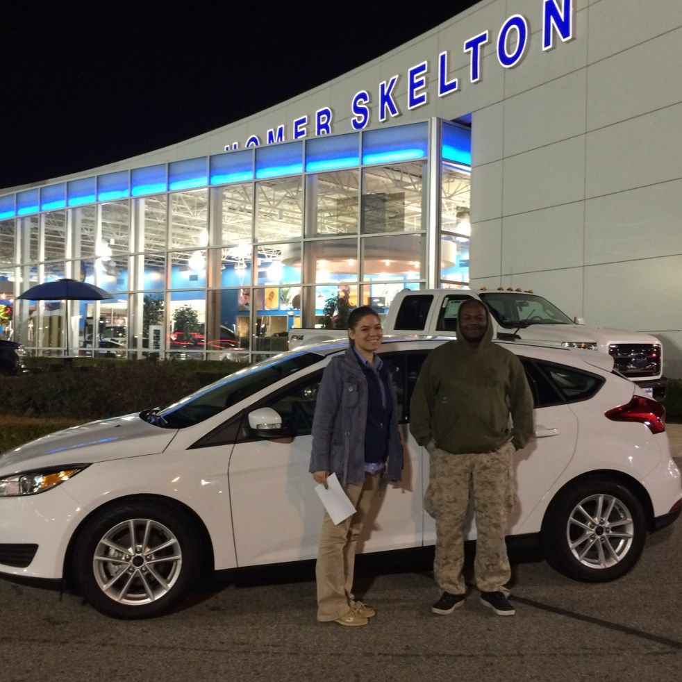 Ford christopher nabors reviews the 2015 ford focus he purchased from homer skelton ford in olive branch