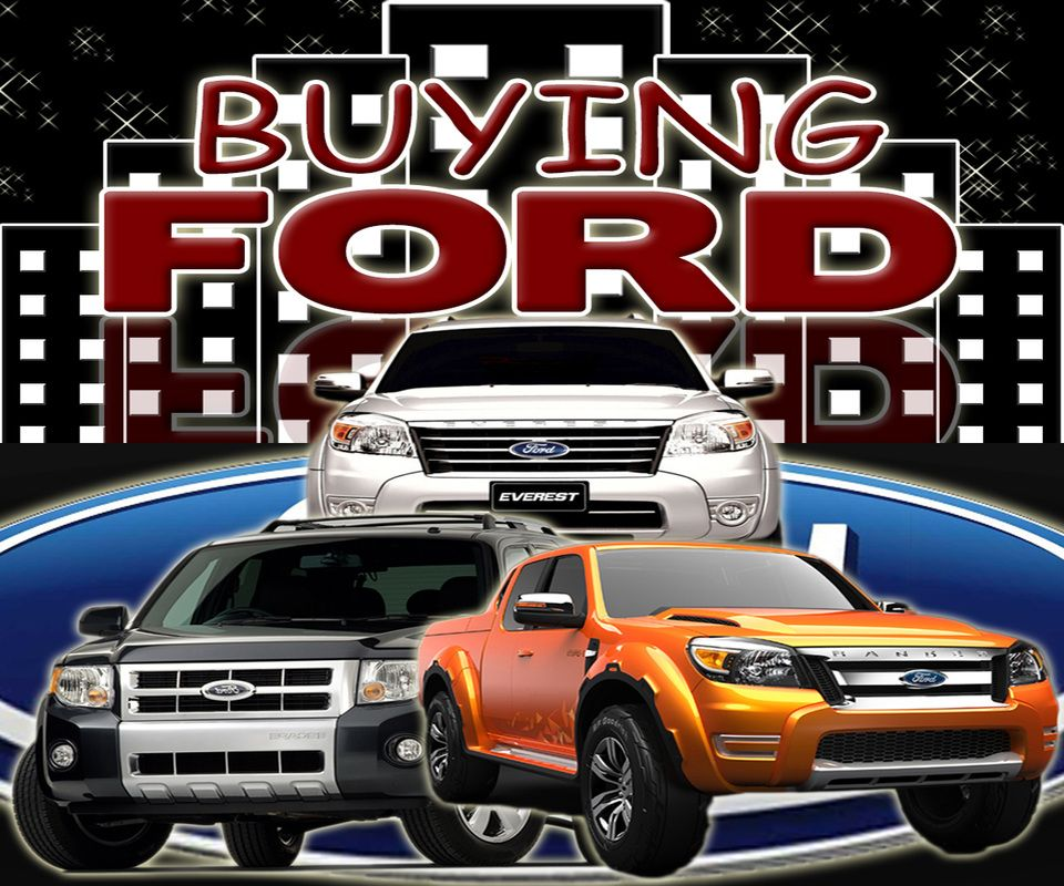 We buy used ford cars Contact me SMART 09192947979