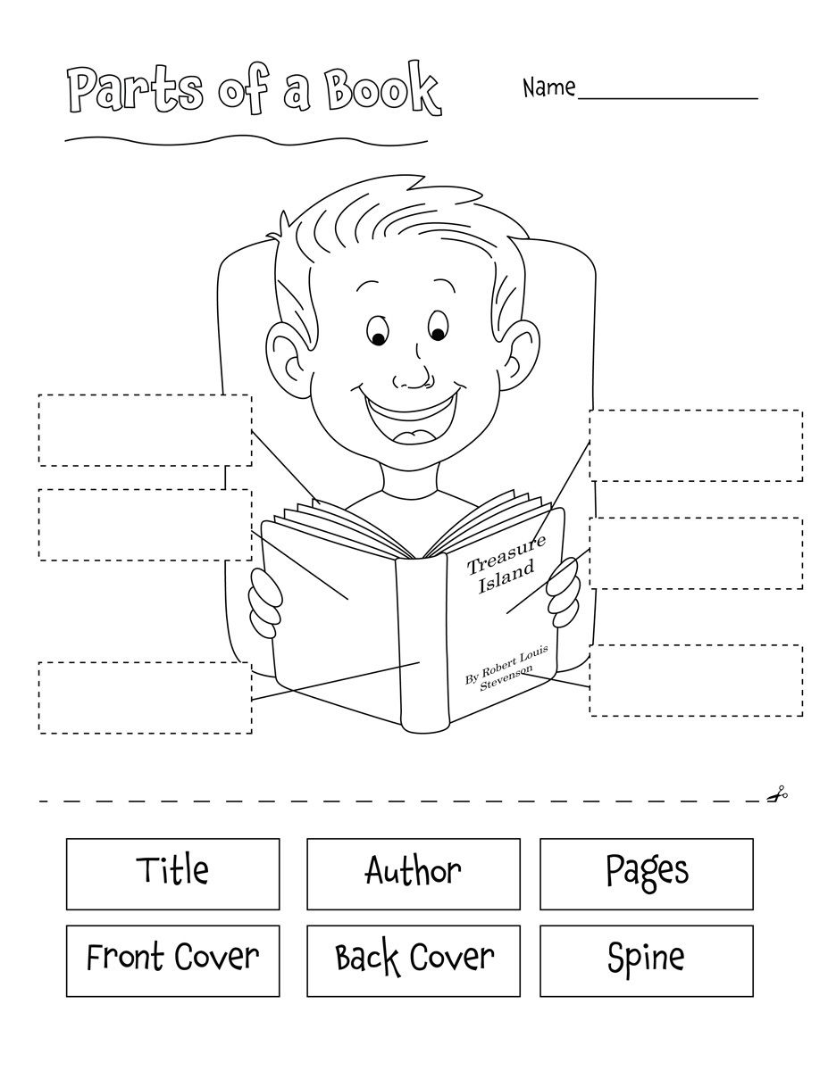 Activity Worksheets to Print | Kindergarten books, School ...