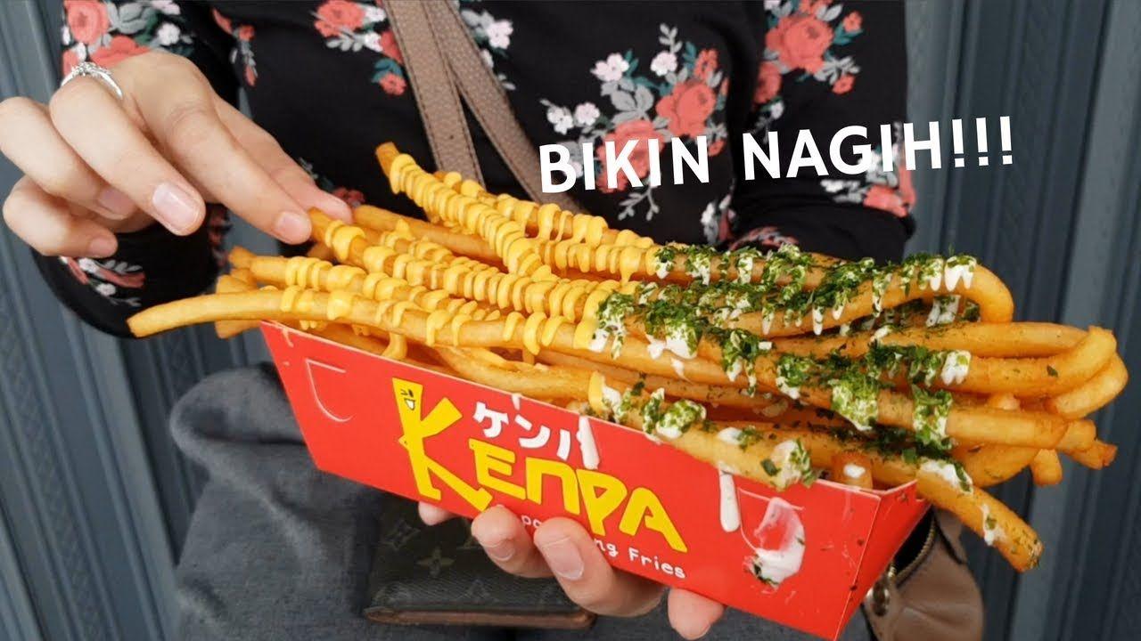 Panjang Besar Bikin Nagih Kenpa Japanese Long Fries Pontianak St Ide Makanan Makanan Jalanan Resep