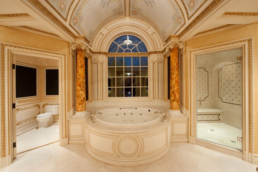 Custom Bathrooms At Home Pinterest Bergen County