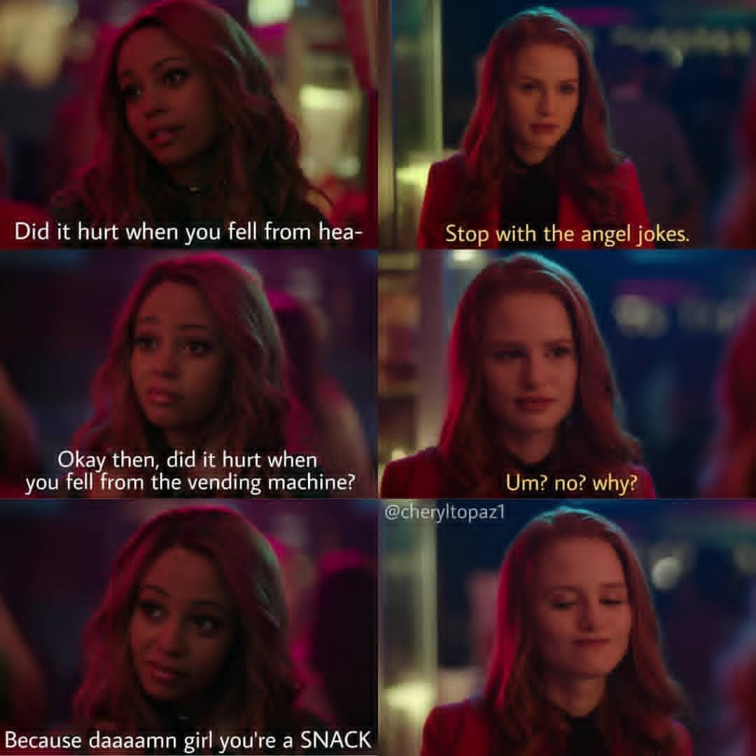 'Riverdale' is Finally Giving Us All the Choni Love We Deserve