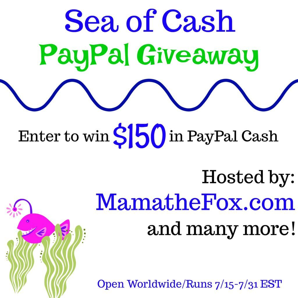 MamatheFox - Sea of Cash $150 Giveaway - MamatheFox