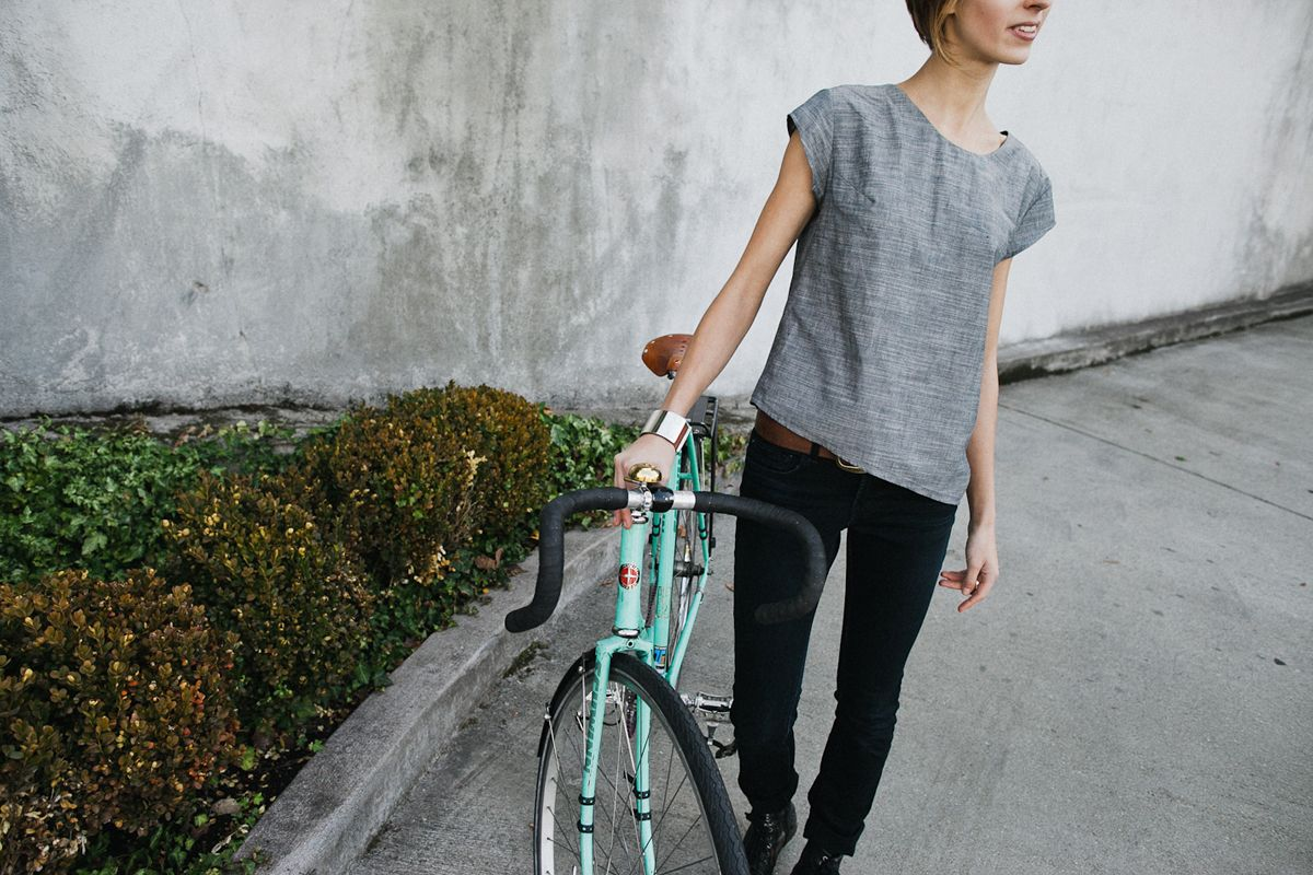 Fahrradmode, ganz ungeoutet - Velophil   Cycling outfit