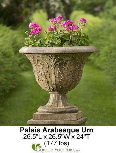 *.Palais Arabesque Urn.*