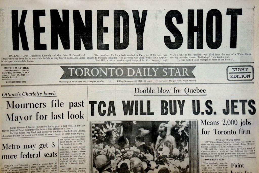 30 Nov 22 1963 Jpg 1024 686 Vintage Newspaper How To Memorize Things Daily Star
