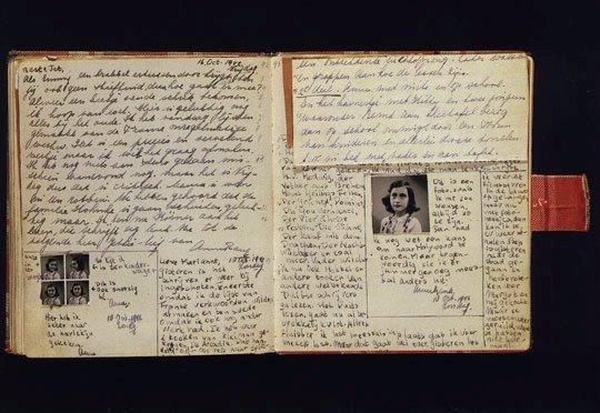 a report on the book of anne frank Anne frank: the diary of a young girl diary of a young girl summary & study guide includes comprehensive information and analysis to help you understand the book.