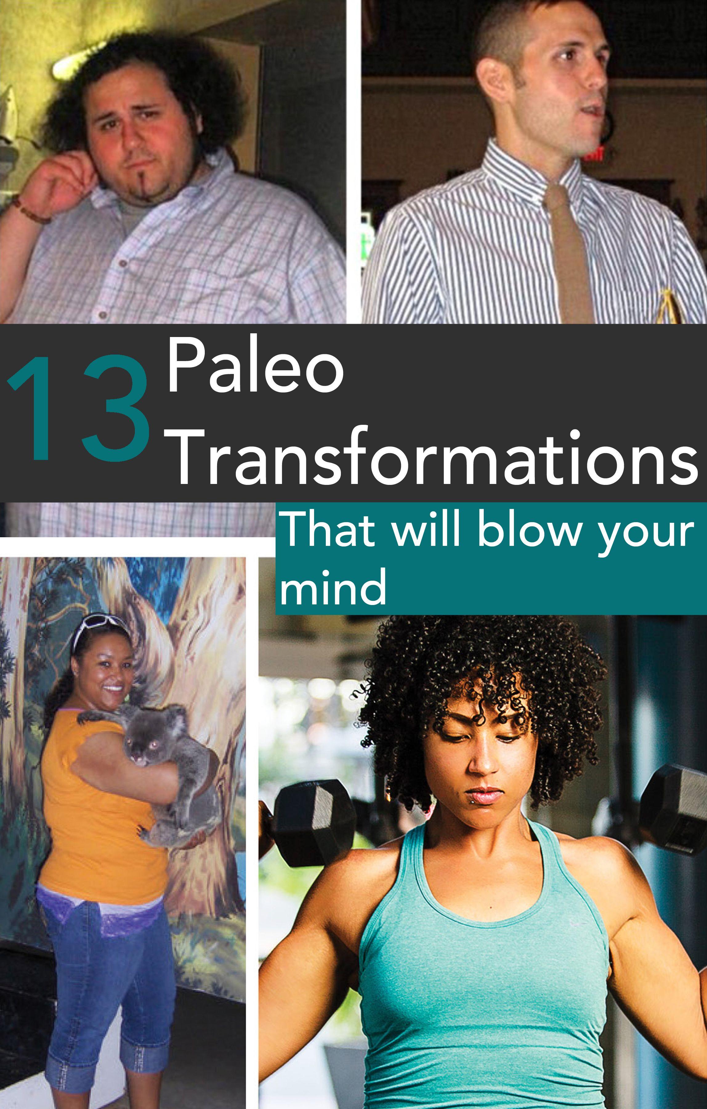 13 Paleo Success Stories that will blow your mind | Paleo | Pinterest | Vida saludable, Recetas ...