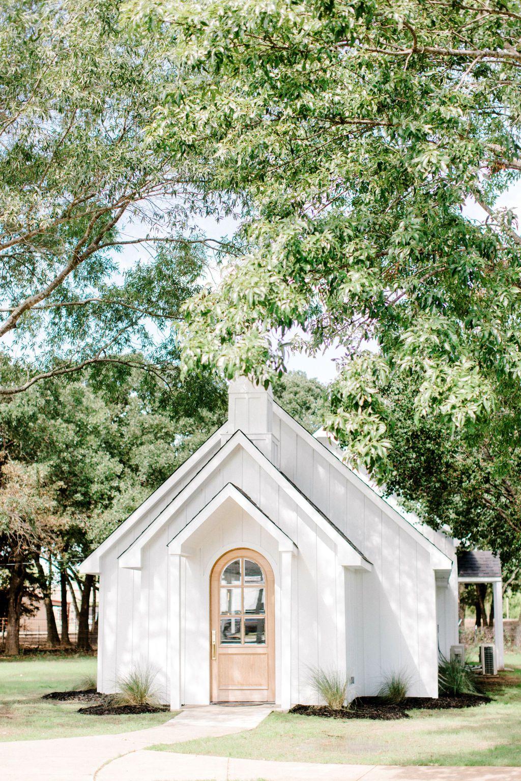 Chapel Wedding Venues Texas Fort Worth Wedding Modern Wedding