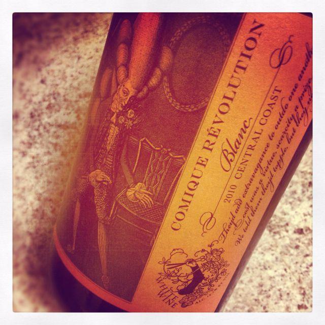 comique revolution wine