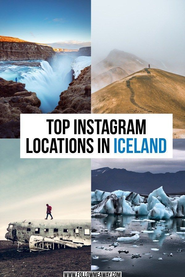25 Iceland Photography Locations That Will Blow Your Mind  Follow Me Away
