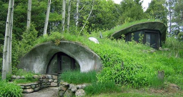 Underground Houses: The Ultimate In Off-Grid Living