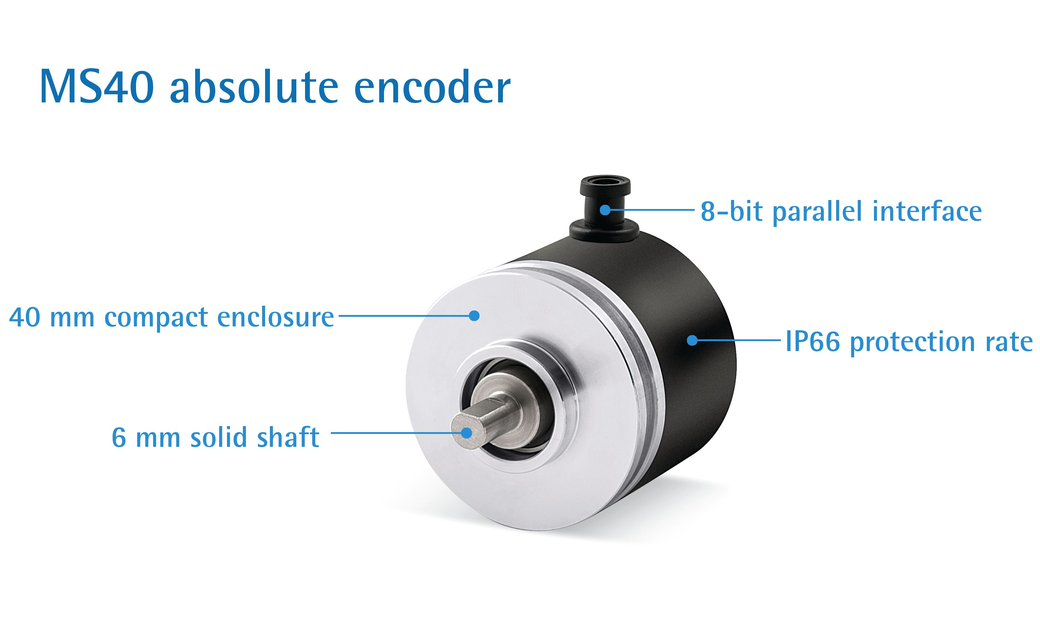 Pin by Lika Electronic on Absolute encoders | Easy, Compact