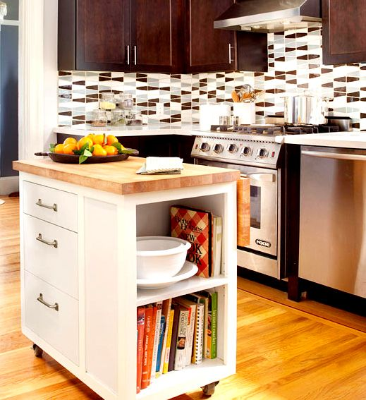 Kitchen Storage Small Spaces: Pin By Lauren Burgess On House
