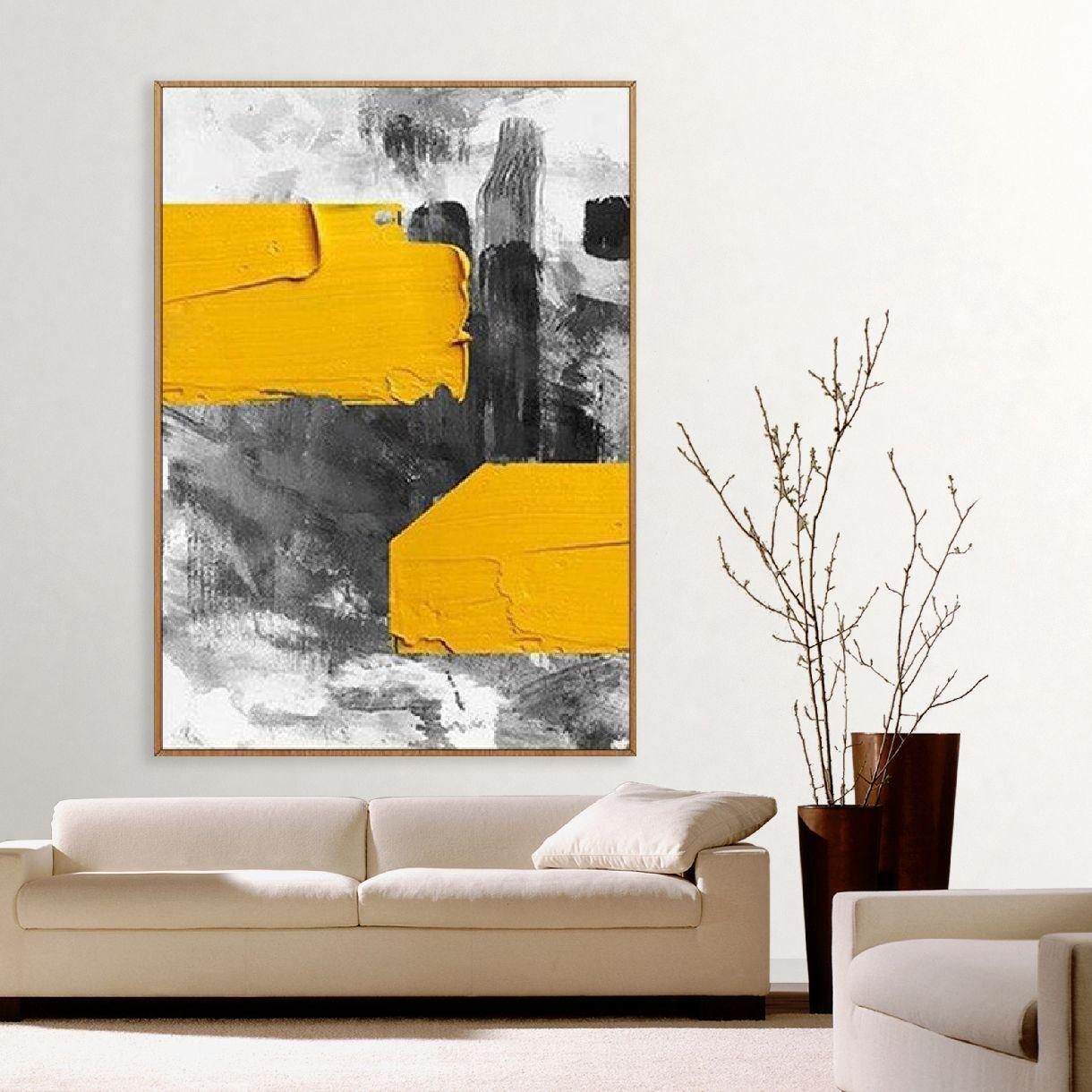 Confinement Canvas Set