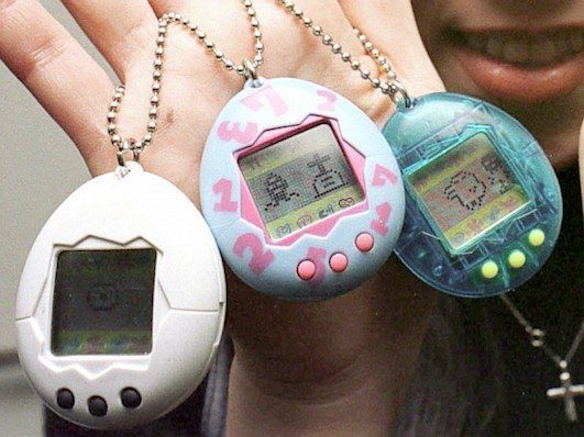 1990s childhood memories! Tamagotchi was almost the ...