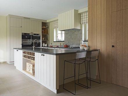 Modern landelijke keuken huis tuin en inrichting for Hedendaags interieur
