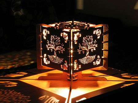Attractive Well Suited Ideas Contemporary Lamp Interior Design Laser Cut Shadow Lamps  Shine By Pranaya Design