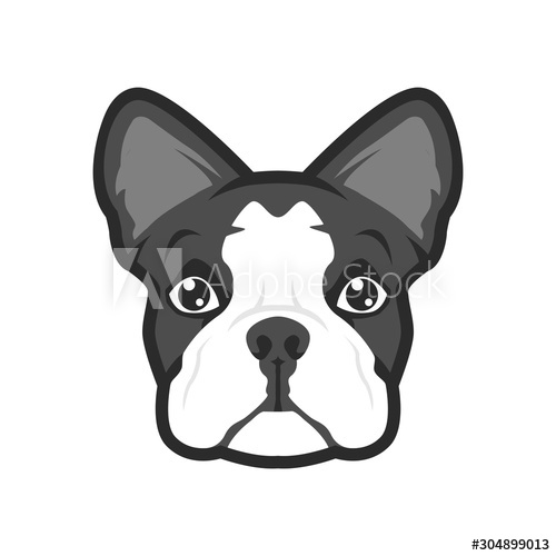 Vector Of Cute Dog Head Cartoon Character For Avatar Icon Or Logo Buy This Stock Vector And Explore Similar Vectors Animal Logo Cartoon Characters Cute Dogs