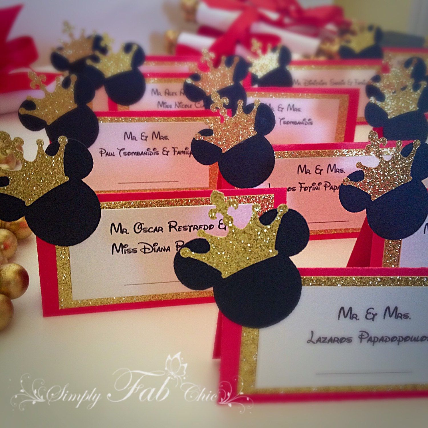 Featured ETSY Products | Themes | Mickey party, Mickey mouse