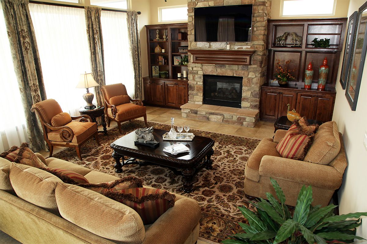 Perfect Living Room And Interior Design By Yi Yun Lin Of Star Furniture, Sugar Land