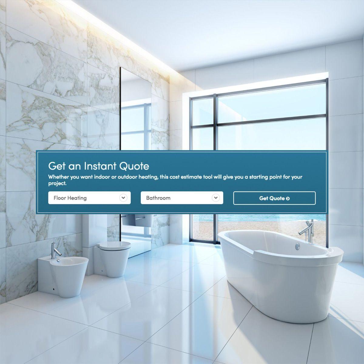 Radiant Floor Heating Cost in 2020 | Radiant floor heating ...