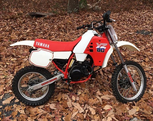 Yamaha Yz80 1986 Fully Restored Lostboyscollection2016
